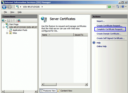 Ssl Installation B SSL